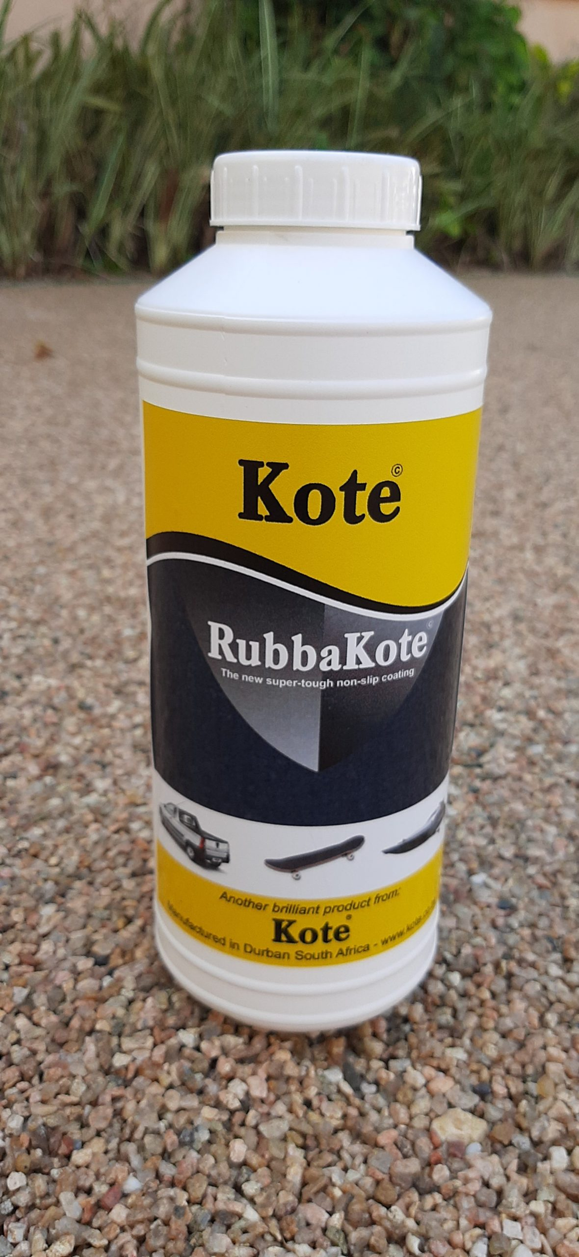 RubberKote Rubber Coating