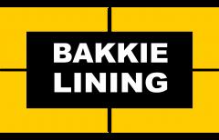 Bakkielining